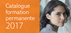 Catalogue formation permanente 2017